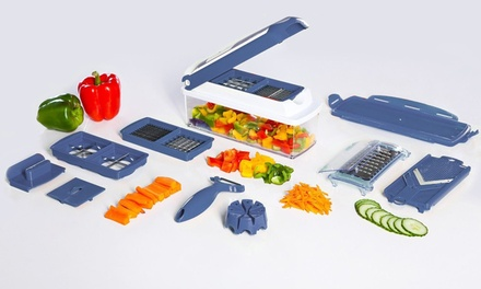 Nicer Dicer Plus Multi-Chopper