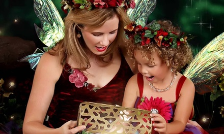 Kids' Shoot with Option for Makeover, or Mother and Child Shoot at Enchanted Fairytale Portraits (Up to 67% Off)