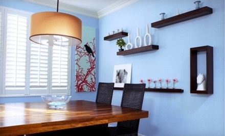$75 for Two Hours of Consultation and Redecorating Services from Alicia Friedmann Interior Design ($250 Value)