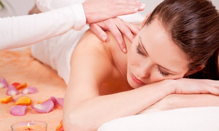 $49 for a 60-Minute Massage with Aromatherapy at Massage Therapy by Jeannie ($105 Value)