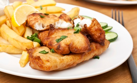 One or Two Groupons, Each Good for $20 Worth of American Food at Whistler's Cafe (45% Off)