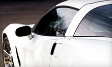 Window Tinting for Car or Truck at Alarms, Etc. (Up to 51% Off). Three Options Available.