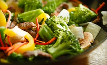 Asian Fusion Lunch for Two or Dinner for Four at Asia (Half Off)