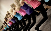 $35 for Two Weeks of Unlimited Fitness Classes at Pure Barre ($110 Value)