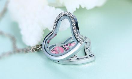 Pendente Magic Heart ou pendente Magic Round para colar por 9,99€