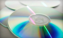Repair for 5 or 10 Scratched CDs, DVDs, or Video-Game Discs at Go Go Gadgets Plus (Up to 55% Off)