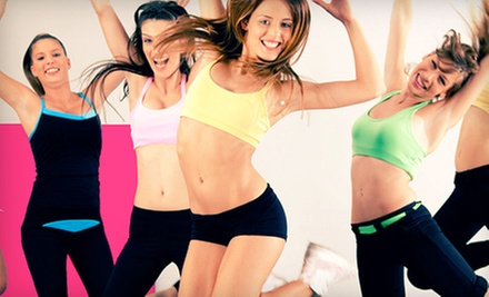 5 or 10 Women's Fitness Classes or Four-Week Boot Camp at Trophy Wife Fitness (Up to 53% Off)
