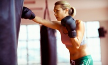 $32 for 10 One-Hour Kickboxing Classes at Universal Kempo Karate ($148.50 Value)