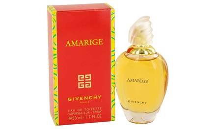 Givenchy Amarige Eau de Toilette for Women; 1.7 Fl. Oz.