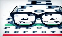 $69 for a Vision Exam with Two Pairs of Frames and Lenses at AMS Vision ($513 Value)