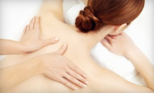 60-Minute Reflexology Treatment with Ear Candling, or 60-Minute Massage at Knot A Problem (Up to 54% Off)