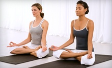 5 or 10 90-Minute Yoga Classes at MYOGASPACE (Up to 61% Off)