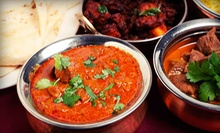 $15 for $30 Worth of Indian Food at Desi Village Indian