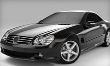 Interior or Exterior Detail, Full Detail, or Window Tinting at Perfect Touch Auto in Glen Burnie (Up to 67% Off)