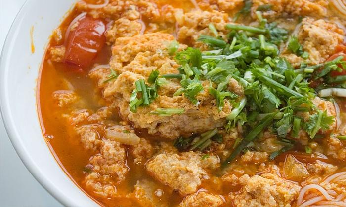 Vietnamese Food And Pho Saigon Pho Groupon