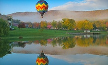 $349 for a Hot Air Balloon Flight with Complimentary Champagne for Two from Virginia Balloons, LLC (Up to $998 Value)
