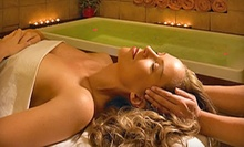 Mani-Pedi, 60-Minute Swedish Massage or Signature Facial, or Both at Pierre &amp; Carlo European Salon &amp; Spa (Up to 55% Off)