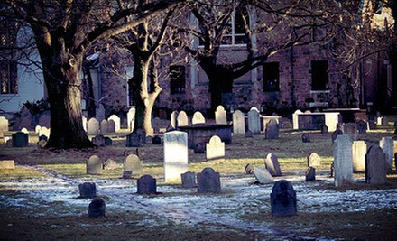 Cambridge Haunts Ghost Tour for Two or Four from Cambridge Haunts (Up to 58% Off)