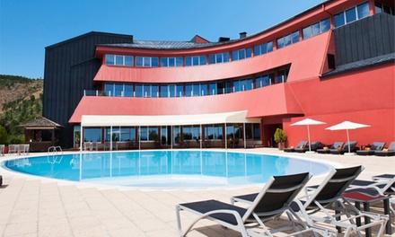 Hotel dos Carqueijais 4* — Serra da Estrela: 1-7 noites para dois em regime de meia pensão e com acesso ao spa desde 89€