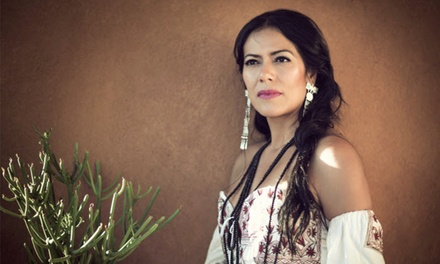 Lila Downs with Irene Diaz at House of Blues Dallas on Saturday, August 30, at 8 p.m. (Up to 51% Off)
