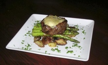New American Dinner with Wine for Two or Four at Gilson's (Up to 57% Off)