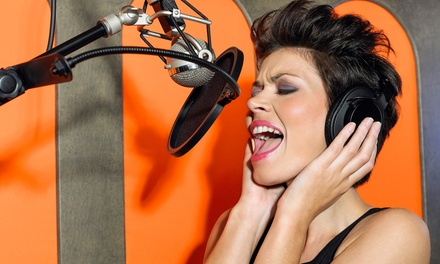 Vocal Lesson Package with One Private Lesson & Evaluation and Four or Eight Group Lessons at Fox Music (Up to 88% Off)