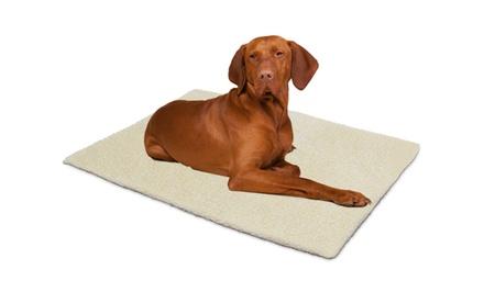 Animal Heaven Orthopedic Pet Blanket with Non-Slip Base