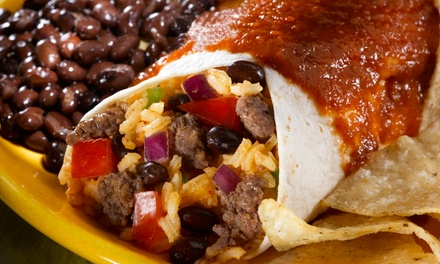 Mexican Food for Dine-In or Takeout at Anna's Mexican Grill (Up to 50% Off)