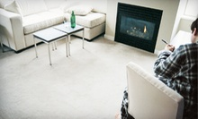 Carpet Cleaning for Three or Four Rooms from Sooner Steam Clean (Up to 63% Off)