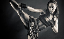 10, 15, or 20 Boot-Camp or Muay Thai Classes with Personal Training at Musuko's MMA &amp; Boxing Academy (Up to 93% Off)