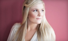Haircut Package with Options for Color or Full Highlights from Judi at Salon Sauvage Day Spa & Boutique (Up to 72% Off)