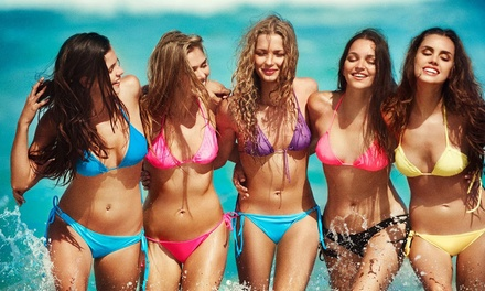 One or Three Brazilian Waxes at European Wax Center (Up to 54% Off)