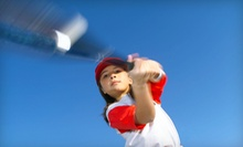$129 for a Kids' Weeklong Sports Camp from Pitch by Pitch All Sports Camp ($265 Value). Four Weeks Available.