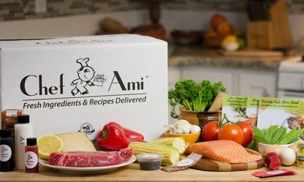 Up to 46% Off Grocery Delivery Service  at Chef Ami