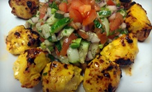Mediterranean Cuisine at Mina Mediterranean Restaurant (Up to 61% Off). Two Options Available.