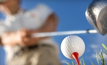 One or Two 18-Hole Rounds of Golf with Range Balls for Two or Four at Sterling Golf and Swim Club (Up to 55% Off)