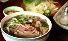 $12 for $24 Worth of Vietnamese Cuisine at Saigon Pho