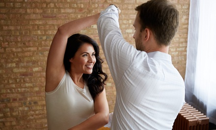 Six Private Dance Lessons for Singles or Couples