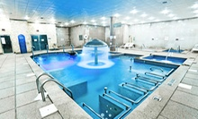 Spa Day Pass with Optional  Reflexology or Shiatsu Massage at Spa World in Centreville (Up to 49% Off)