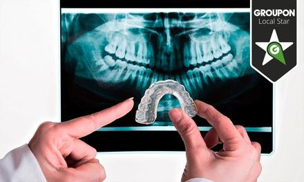 Dentalis — Paço de Arcos: placa de bruxismo e consulta de avaliação com opção de limpeza oral desde 59€