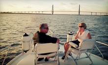 Two-Hour BYOB Morning, Midday, or Sunset Harbor Cruise for Two or Up to Six from Centerline Charters (Up to 59% Off)
