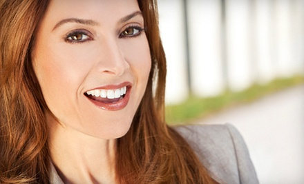 Two, Four, Six, or Eight Porcelain Veneers with Dental Exam or $499 for $1,000 Worth of Services at Capitol Dental Group