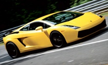 One- or Two-Lap Italian Sports Car Driving Experience on August 17–19 from American Racing Experience (Up to 62% Off)