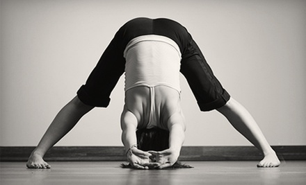 $35 for One Month of Unlimited Yoga Classes at Yoga at Tiffany&#x27;s ($100 Value)