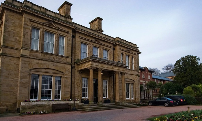 Oulton hall spa - Oulton: Spa Day With Treatments For One or Two from £49 at Oulton Hall (Up to 63% Off)