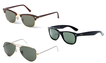 Ray-Ban Unisex Sunglasses from $99.99–$129.99 | Brought to You by ideel