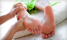 One or Three Foot-and-Body Reflexology Massages with 15-Minute Chair Massages at Massage Haven (Up to 59% Off)