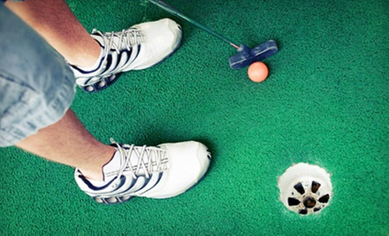 $20 for $40 Worth of Driving Range Balls, Mini Golf, and Batting Cage Tokens at Stix Fun Center