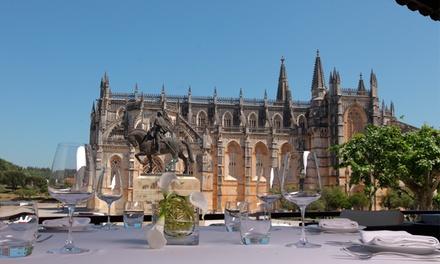 Hotel Mestre Afonso Domingues 4* — Batalha: 1 noite para duas pessoas com pequeno-almoço e opção de jantar desde 49€