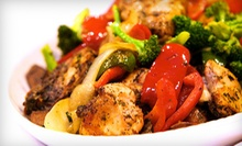 Italian Dinner Cuisine for Two or Four at Deco 1600 (Up to 63% Off)